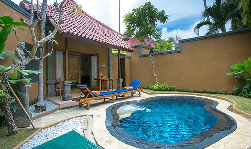 Privatpool und Villa Suites Parigata Bali