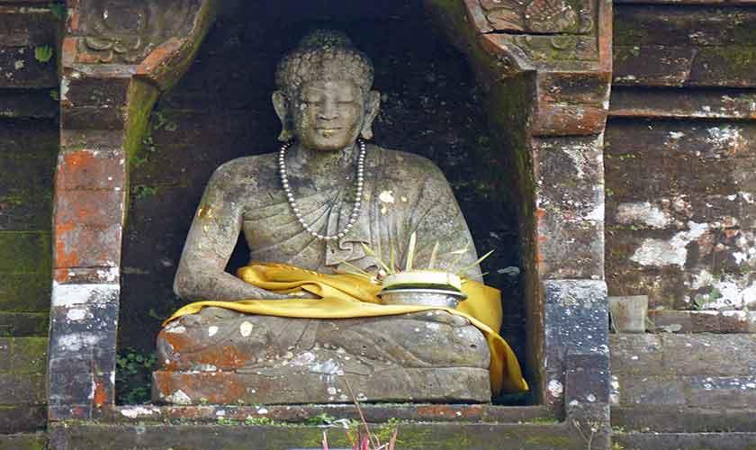 Impression Bali Statue