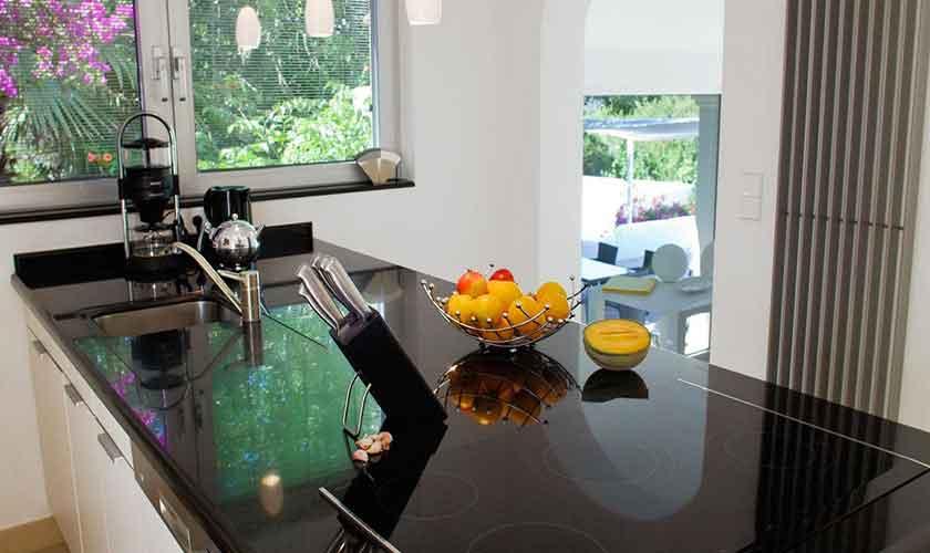 Küche Ferienhaus Ibiza IBZ 15