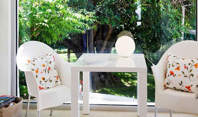 Terrasse Ferienhaus Ibiza IBZ 15