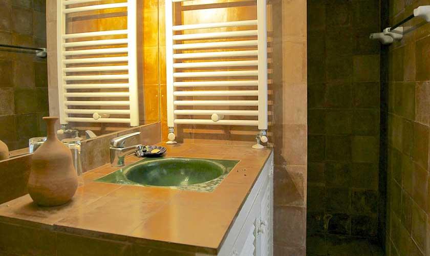 Badezimmer Ferienhaus Ibiza IBZ 19