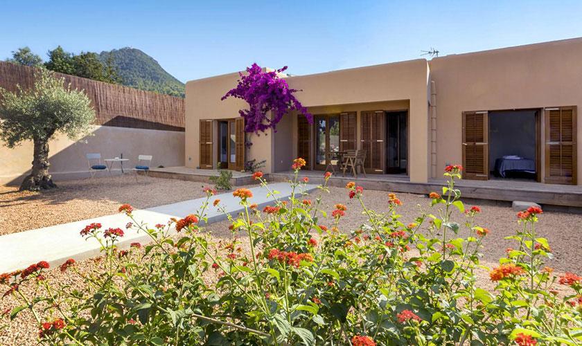 Garten Ferienhaus Ibiza IBZ 22
