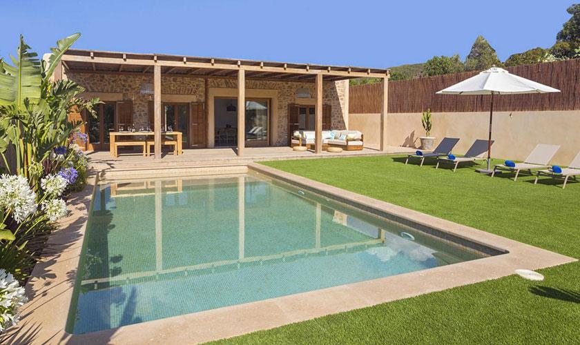 Pool und Ferienhaus Ibiza IBZ 22
