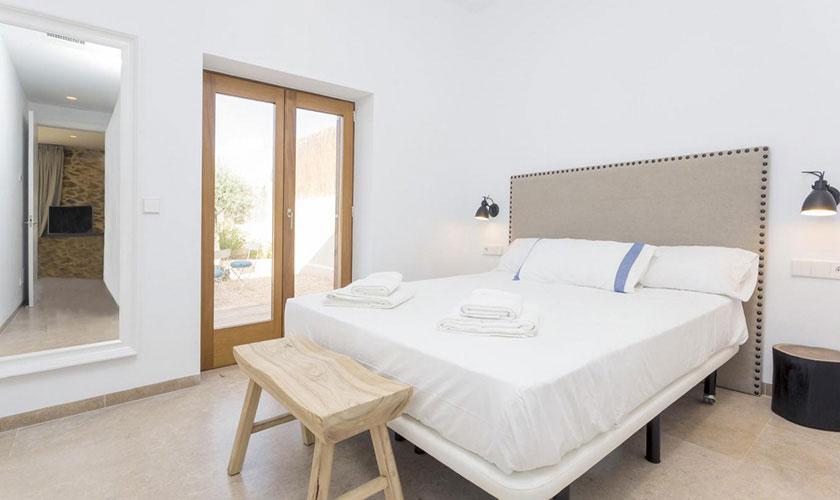 Schlafzimmer Ferienhaus Ibiza IBZ 22