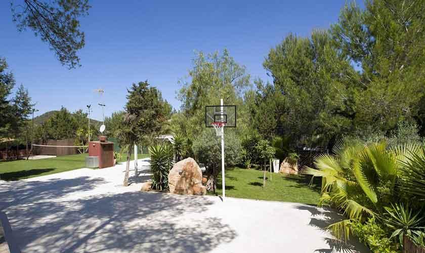Basketball Ferienvilla Ibiza IBZ 33