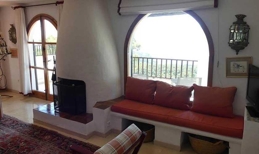 Wohnraum Villa Ibiza IBZ 34