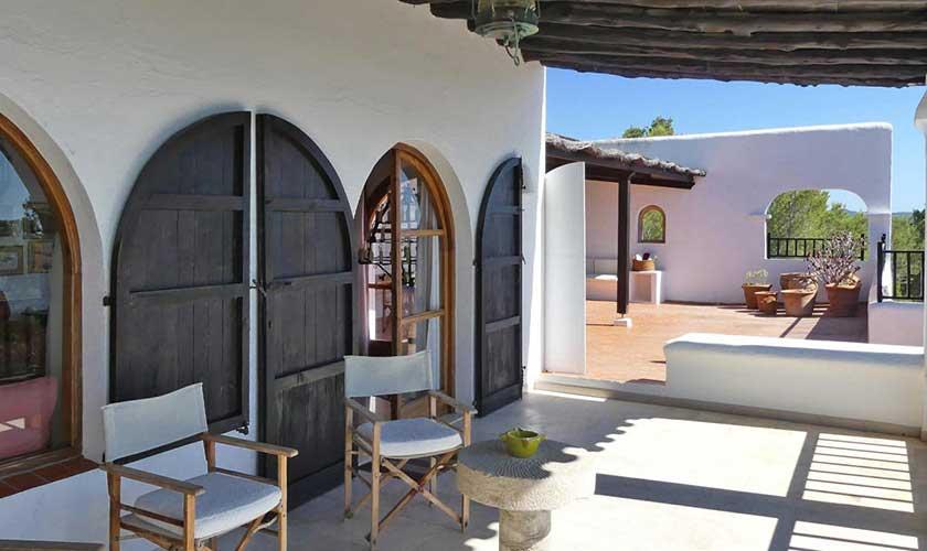 Terrasse Villa Ibiza IBZ 34