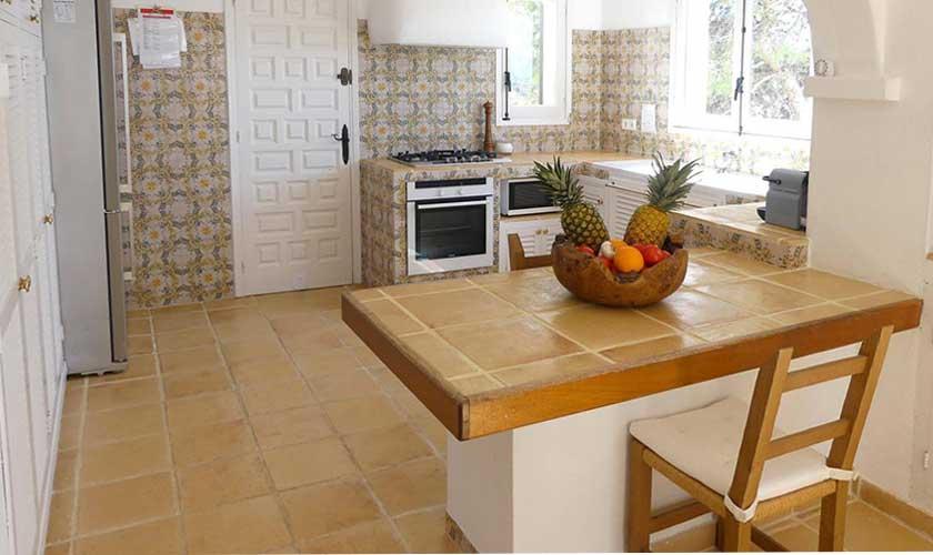 Küche Villa Ibiza IBZ 34