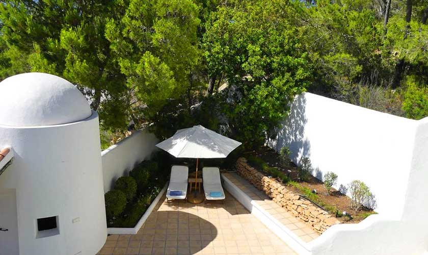 Garten Villa Ibiza IBZ 34