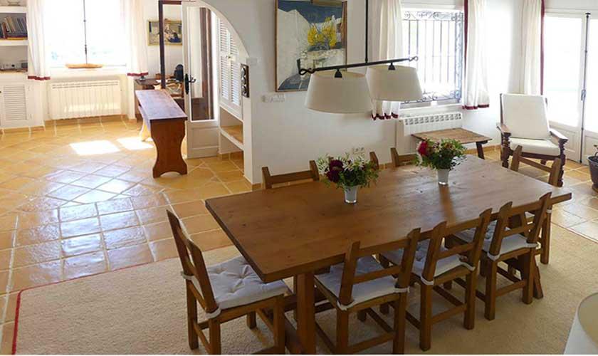 Esstisch Villa Ibiza IBZ 34