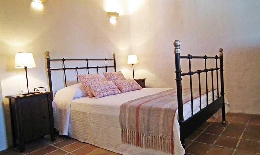 Schlafzimmer Finca Ibiza IBZ 36