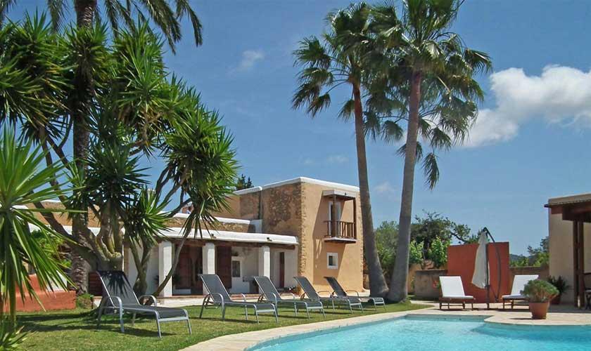 Pool und Finca Ibiza IBZ 36