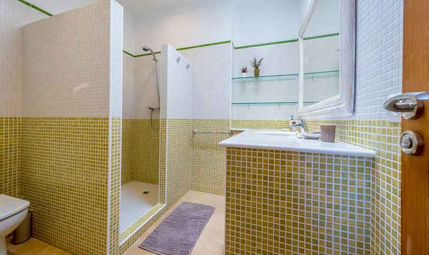 Badezimmer Ferienhaus Ibiza IBZ 37