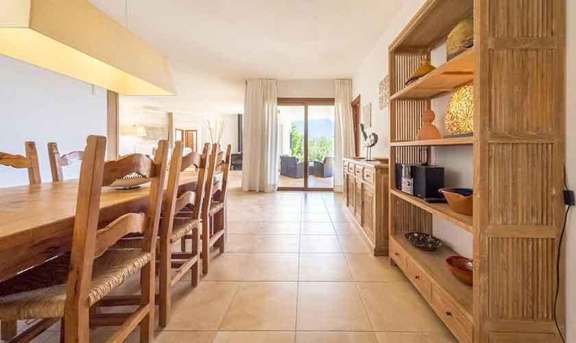 Esstisch Ferienhaus Ibiza IBZ 37