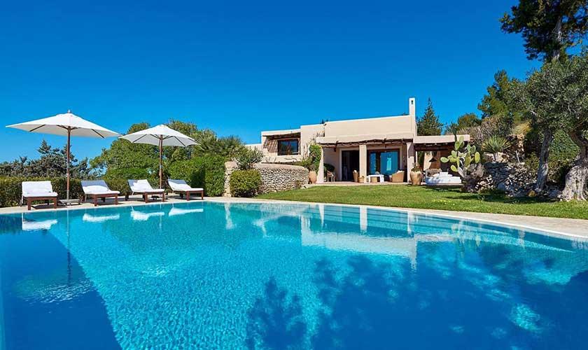 Pool und Finca Ibiza IBZ 38