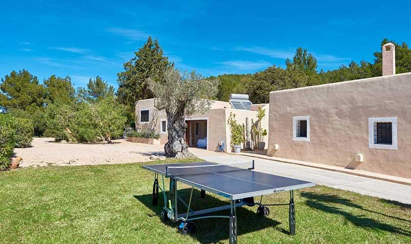 Tischtennis Finca Ibiza IBZ 38