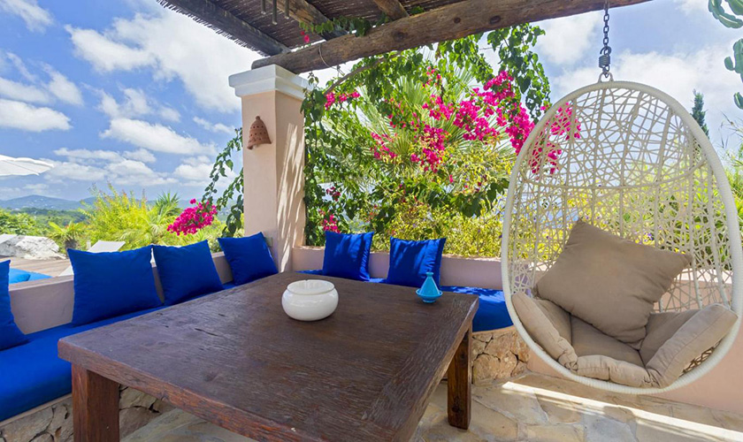 Terrasse  Villa Ibiza IBZ 39