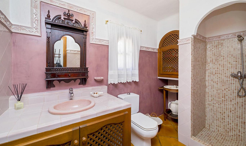 Badezimmer Villa Ibiza IBZ 39