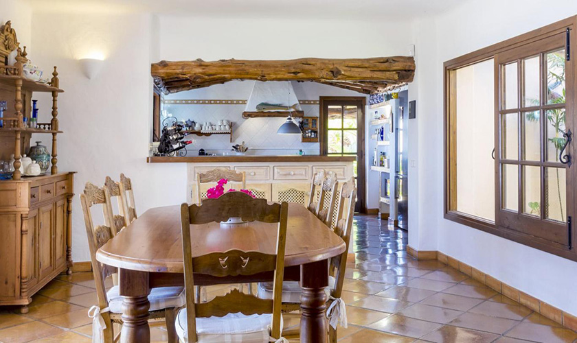 Esstisch Villa Ibiza IBZ 39