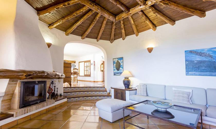 Wohnraum Villa Ibiza IBZ 39