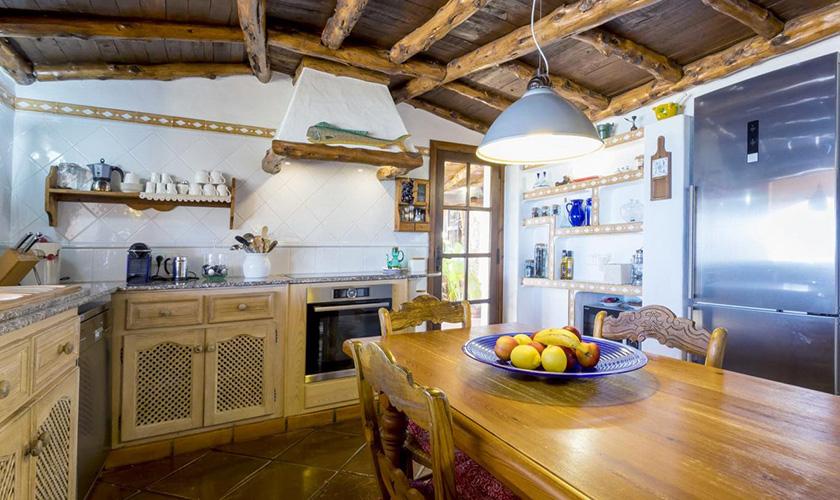 Küche Villa Ibiza IBZ 39