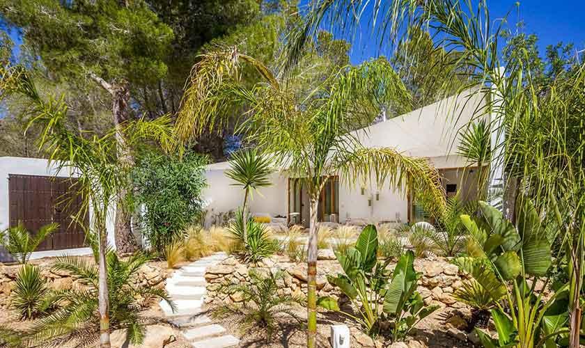 Garten Ferienhaus Ibiza IBZ 45