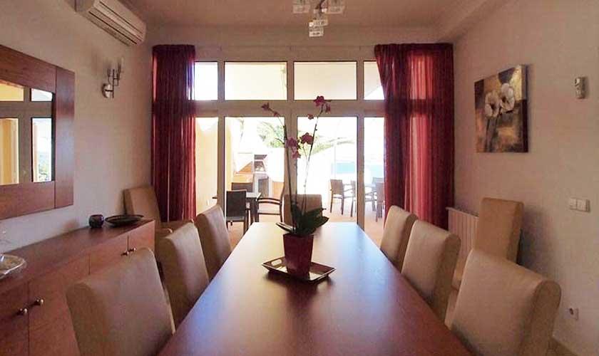 Esstisch Villa Ibiza IBZ 60