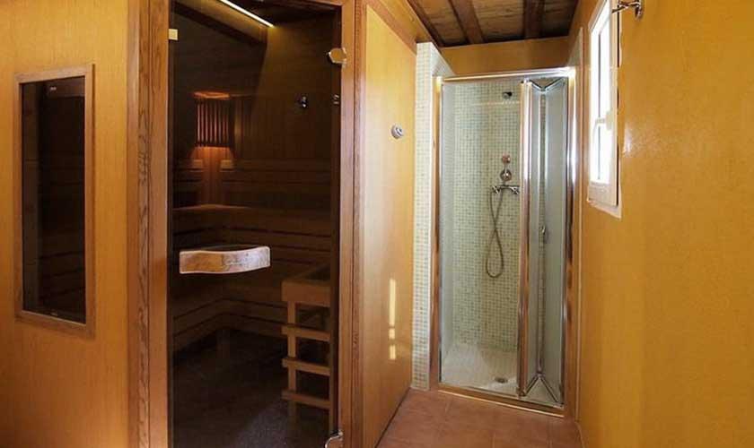 Badezimmer Villa Ibiza IBZ 60