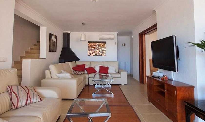 Wohnraum Villa Ibiza IBZ 60