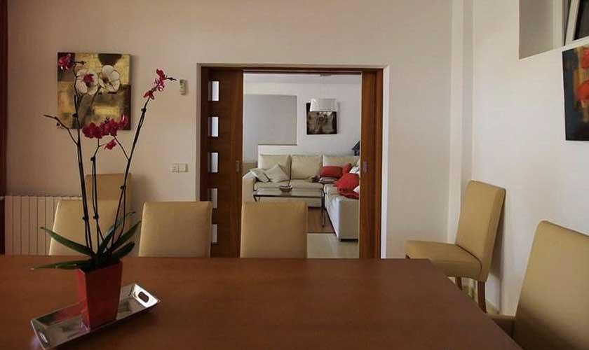 Esszimmer Villa Ibiza IBZ 60