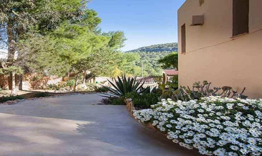 Garten Ferienhaus Ibiza IBZ 62