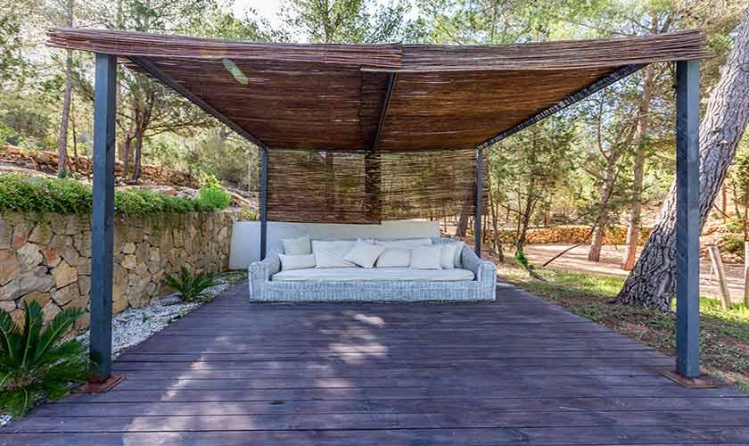 Pool Lounge Villa Tarida 10 Personen IBZ 70