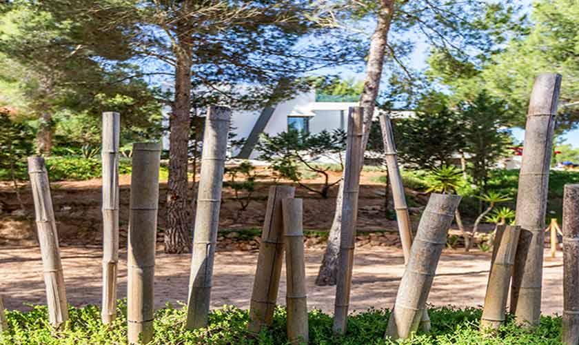 Garten Villa Tarida 10 Personen IBZ 70