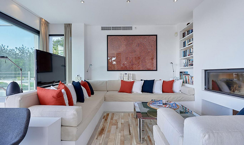 Wohnraum Villa Ibiza IBZ 72