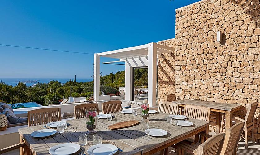 Terrassen Villa Ibiza IBZ 72