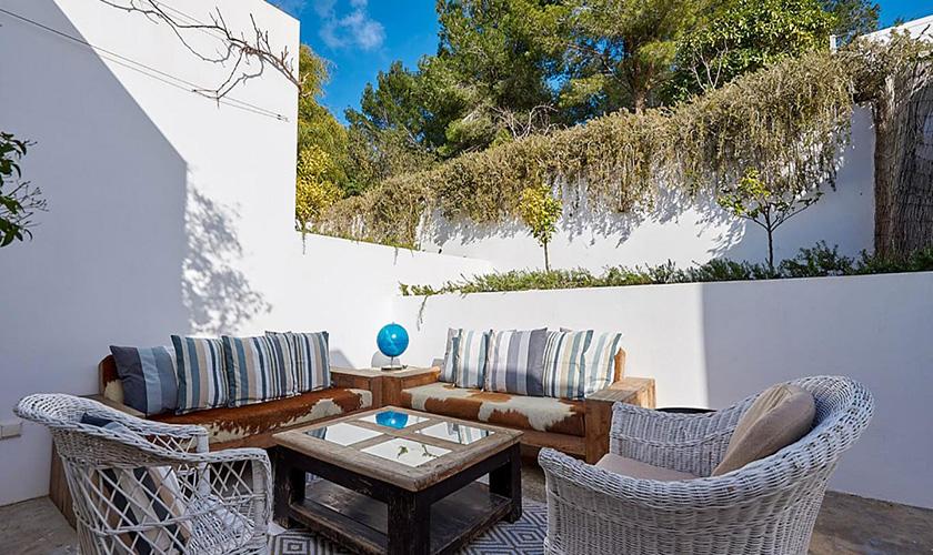 Terrassse Villa Ibiza IBZ 72