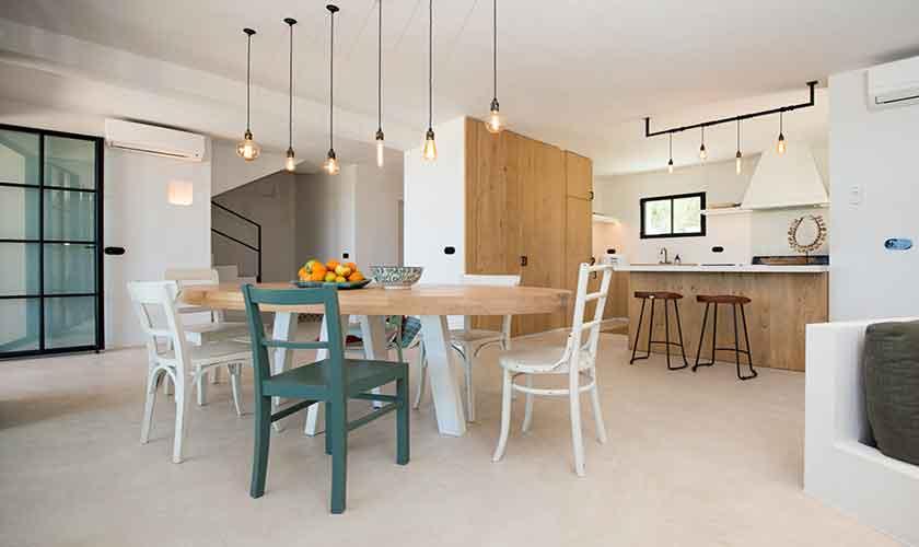 Küche Ferienvilla Ibiza für 10 Personen IBZ 77