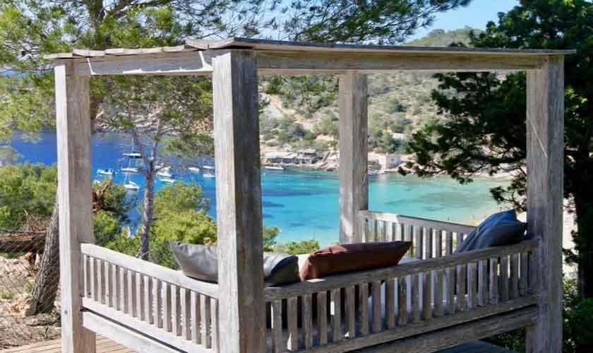 Meerblick Ferienvilla Ibiza IBZ 81