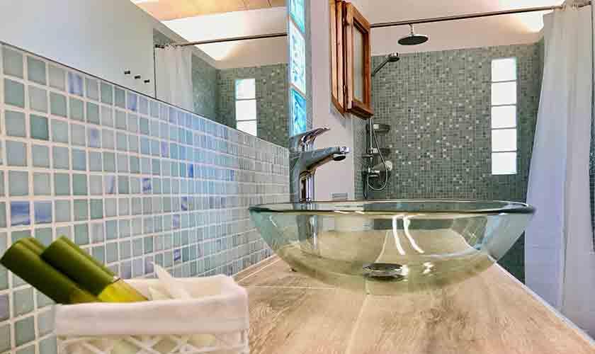 Badezimmer Finca Ibiza für 8-10 Personen IBZ 82