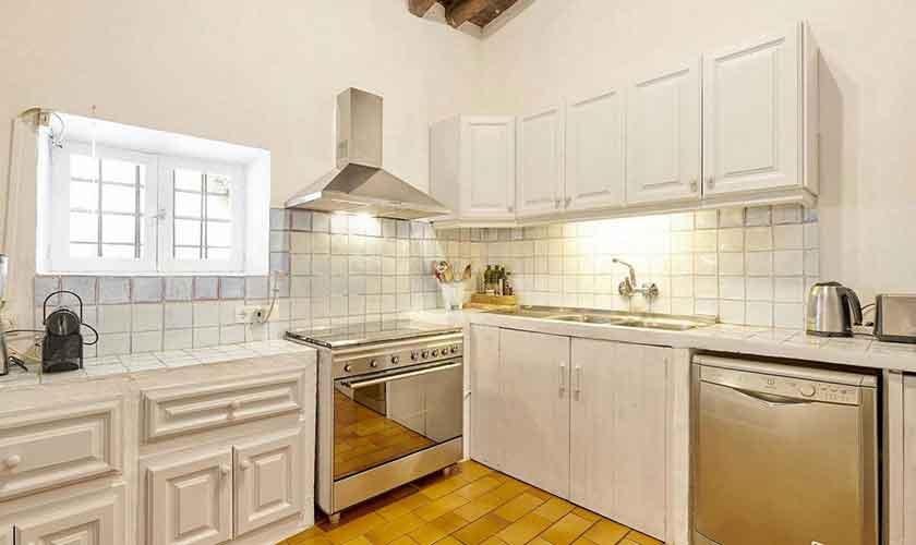 Küche Ferienvilla Ibiza IBZ 86