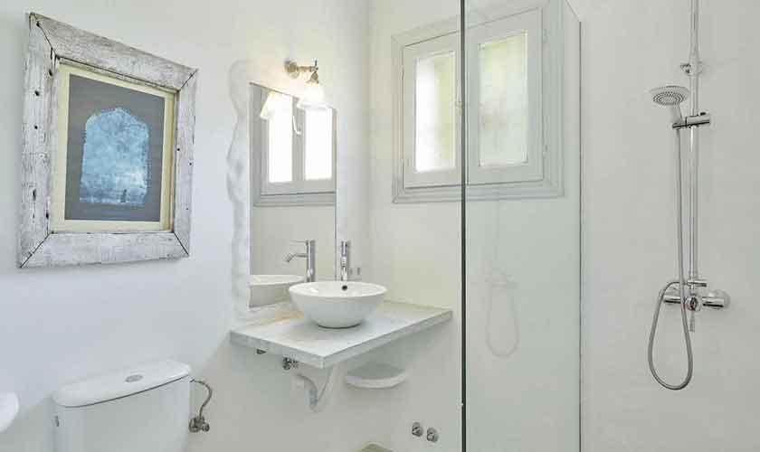 Badezimmer Ferienvilla Ibiza IBZ 86
