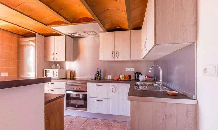 Küche Finca Ibiza IBZ 88