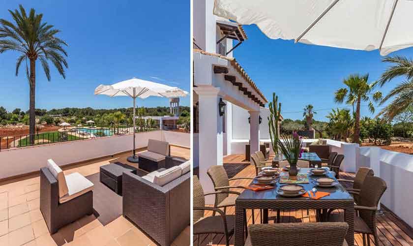 Terrassen Finca Ibiza IBZ 88