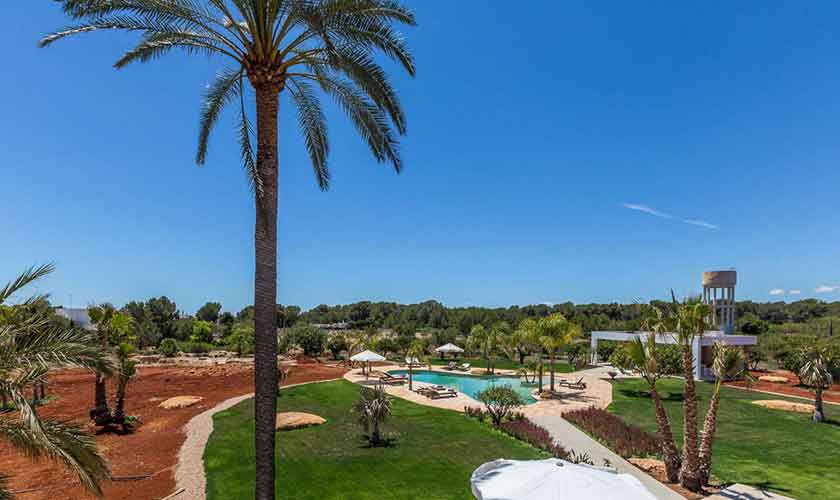 Garten und Finca Ibiza IBZ 88
