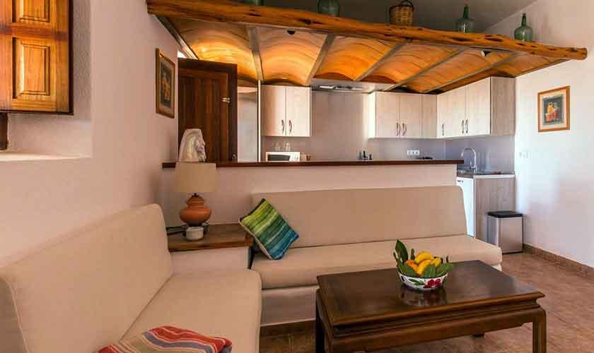 Wohnraum Finca Ibiza IBZ 88