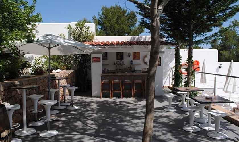 Terrasse Ferienvilla Ibiza Ibz 88