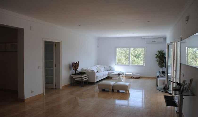 Wohnraum Ferienvilla Ibiza Ibz 88