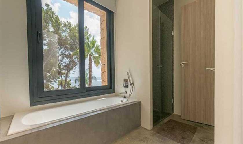 Badezimmer Ferienvilla Ibiza IBZ 89