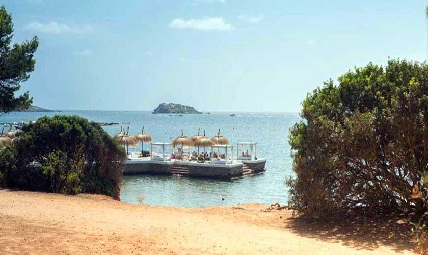 S´Argamassa Strand Ferienvilla Ibiza IBZ 89