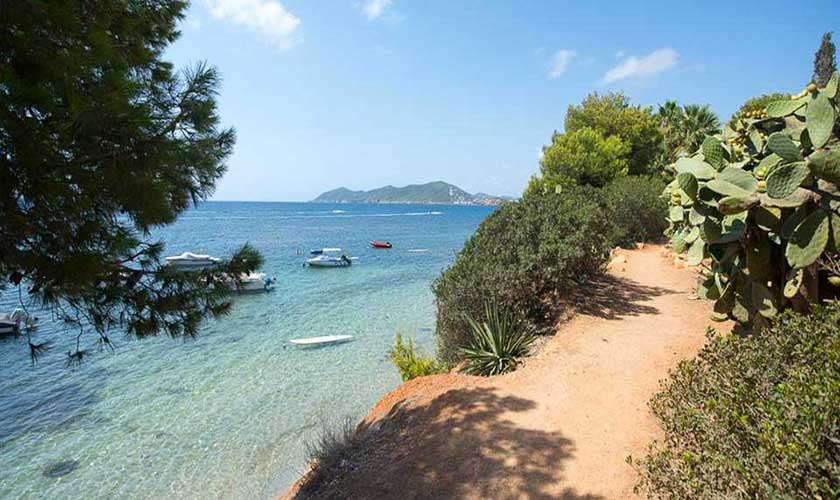 Am Meer Villa am Strand Ibiza IBZ 90